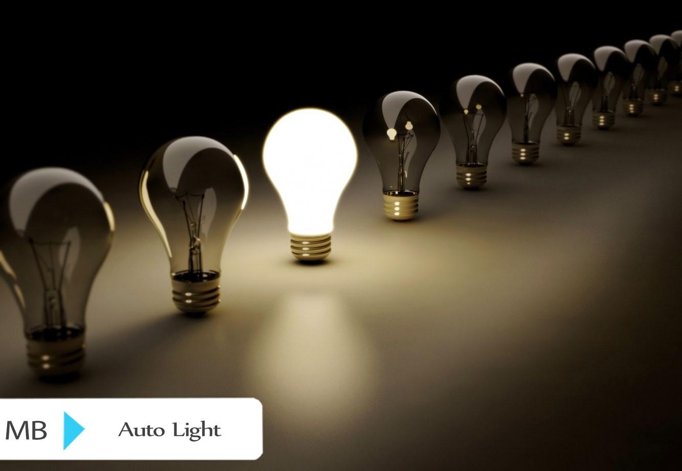 روشنایی اتوماتیک